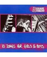 10 Songs For Girls & Boys - Square Window CD 2000 NEW - $5.99