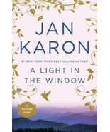 Un Mitford Novedosa: a Luz en Ventana 2 por Jan Karon (1996 ,Libro en Rú... - $12.72