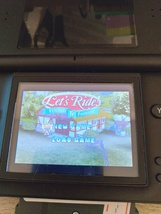 Nintendo Game Boy Advance GBA Let's Ride! Forever Friends image 1