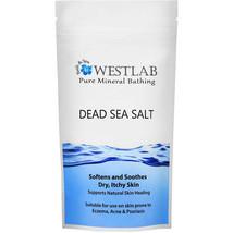 DEAD SEA SALT 500G by WESTLAB  - FREE STANDARD DELIVERY - $8.99
