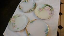 Lot if 4 desert  plates vintage - $37.64