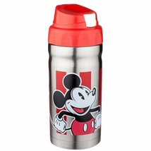 THERMOS-BEVERAGE BOTTLE. BRAND NEW! STAINLESS STEEL.MICKEY MOUSE - $9.95
