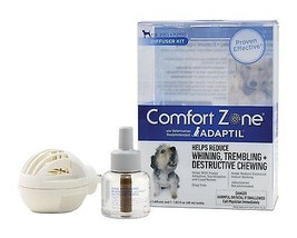 Comfort Zone Adaptil Diffuser Kit Helps Reduce - New! $28 (Free Shipping) - $26.73