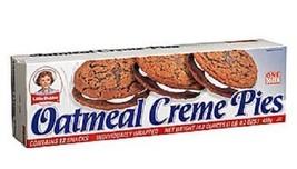 Little Debbie Oatmeal Creme Pies - $12.72