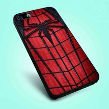 Amazing Spiderman Logo iPhone 4 4S 5 5S 5C 6 Samsung Galaxy S4 S5 S6 Case - $12.99