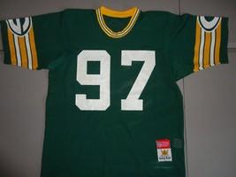 VINTAGE 1993 Green Bay Packers Sandknit MacGregor #97 Keith Traylor NFL ... - $98.88