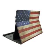 For iPad Air 2 US Flag Pattern Horizontal Flip ... - $14.99