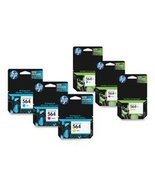 HP CB318/19/20/23/24/25WN Ink Cartridges - $21.61