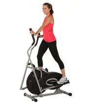 Elliptical Machine Magnetic Workout Trainer Tension Cardio Exercise Legs... - $149.99