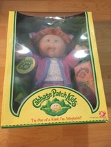 Cabbage Patch Kids Play Along Suzanne Jasmine 2004 Born Date Feburary 8th - $44.95