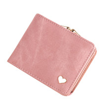 Fashion Colorful Lady Lovely Coin Purse Large Capacity Zipper Women Smal... - $24.61