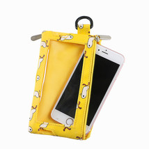 Brief Phone Case Large Space Phone Bags Waterproof Purse For Women 4.7 Z... - $14.15