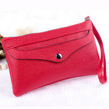 Korean Style Women Messenger Bag Day Clutch Leather Phone Bags Coin Purs... - $14.37