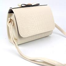 Fashion Women Bag Bow Messenger Handbag Shoulder Small Bag Ladies Purse ... - $16.95