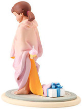 Thomas Blackshear Lenox Beautifully Wrapped Surprise Girl Figurine 83762... - $29.40