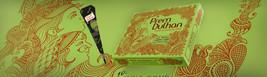 6 x henna Cone Prem Dulhan henna herbal cone temporary tattoo  at amazing price  - $9.79