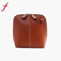 New Famous Women Scrub Crossbody Shoulder Bag PU Leather Purse Satchel M... - $28.30