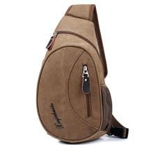 Military Messenger Bag Canvas Small Crossbody Men Shoulder Bags Outdoor ... - ₨1,852.78 INR