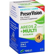 Bausch & Lomb PreserVision AREDS 2 + Multi Vitamin - $48.46