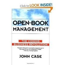 Open-Book Management: The Coming Business Revolution [Jun 01, 1995] Case... - $5.08