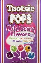 Tootsie Pops Wild Berry Flavors, 3.75 Pound - $24.77
