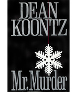 Mr. Murder by Dean Koontz - $3.99