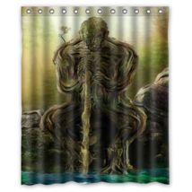 The Old Tree #01 Shower Curtain Waterproof Made From Polyester - $31.26+