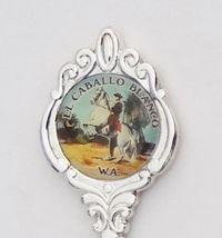 Collector Souvenir Spoon Australia Wooroloo El Caballo Blanco WA Defunct - $9.99