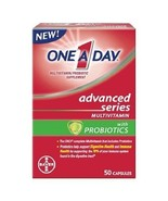 One a Day Advanced Series Multivitamin with Pro... - $30.64