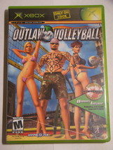 XBOX - OULAW VOLLEYBALL (Complete with Manual) - $8.00