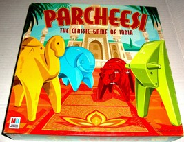 Parcheesi Classic Game Of India 2001 Game-Complete - $42.00