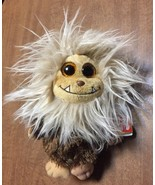 Ty Beanie Boo Frizzys Zinger Hairy Monster with Tush and Hang tags Used VGC - $5.83