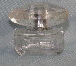 VERSACE - Bright Crystal - Eau deToilette 1.7 oz Bottle & Lid EMPTY Coll... - $9.95