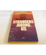 VTG 1979 Ruth Montgomery Strangers Among Us paper back book - $29.70