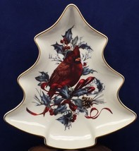 Lenox Winter Greetings Cardinal Candy Dish Cath... - $10.00