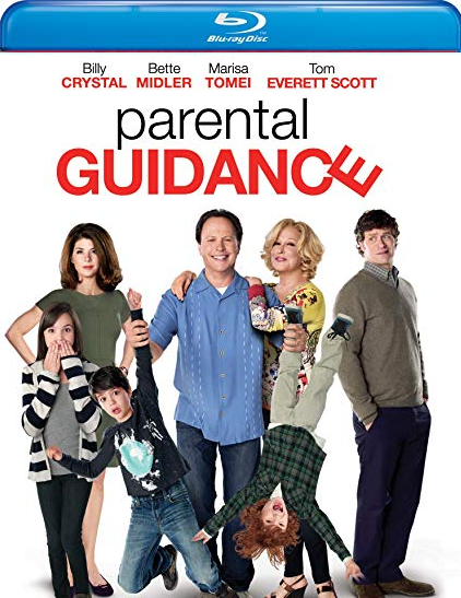Parental Guidance [Blu-ray + DVD]
