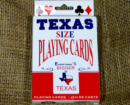 Tx size cards