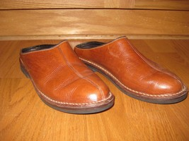Cole Haan leather clog shoes, women size 8B - $20.06