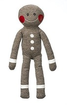 "Ganz 19"" In Stitches Gingerbread MAN Plush Christmas Decoration - $48.69"