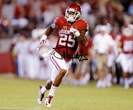 Joe Mixon Signed Photo 8 X10 Rp Autographed Oklahoma Sooners Football ! - $19.99