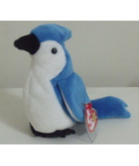 Ty Beanie Babies NWT Rocket the Blue Jay Retired - $9.95