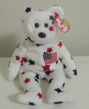 Ty Beanie Babies NWT Glory the Teddy Bear Retired - $15.95