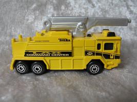 Maisto Crash Tender Tonka Command Center Vehicle 1:64 Diecast - $9.39
