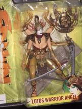 2005 McFarlane Spawn Regenerated Lotus Warrior Angel Figure New In The Package image 4