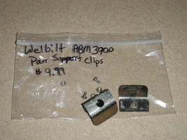 Welbilt Bread Machine Pan Support Clips for Model ABM3900 - $9.49