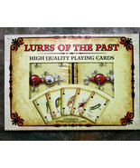 Lures of the Past High Quality Playing Cards - $12.98