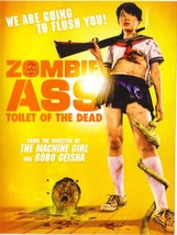 Noboru Iguchi Zombie Ass / Toilet of the Dead DVD horror comedy cult cla... - $22.00