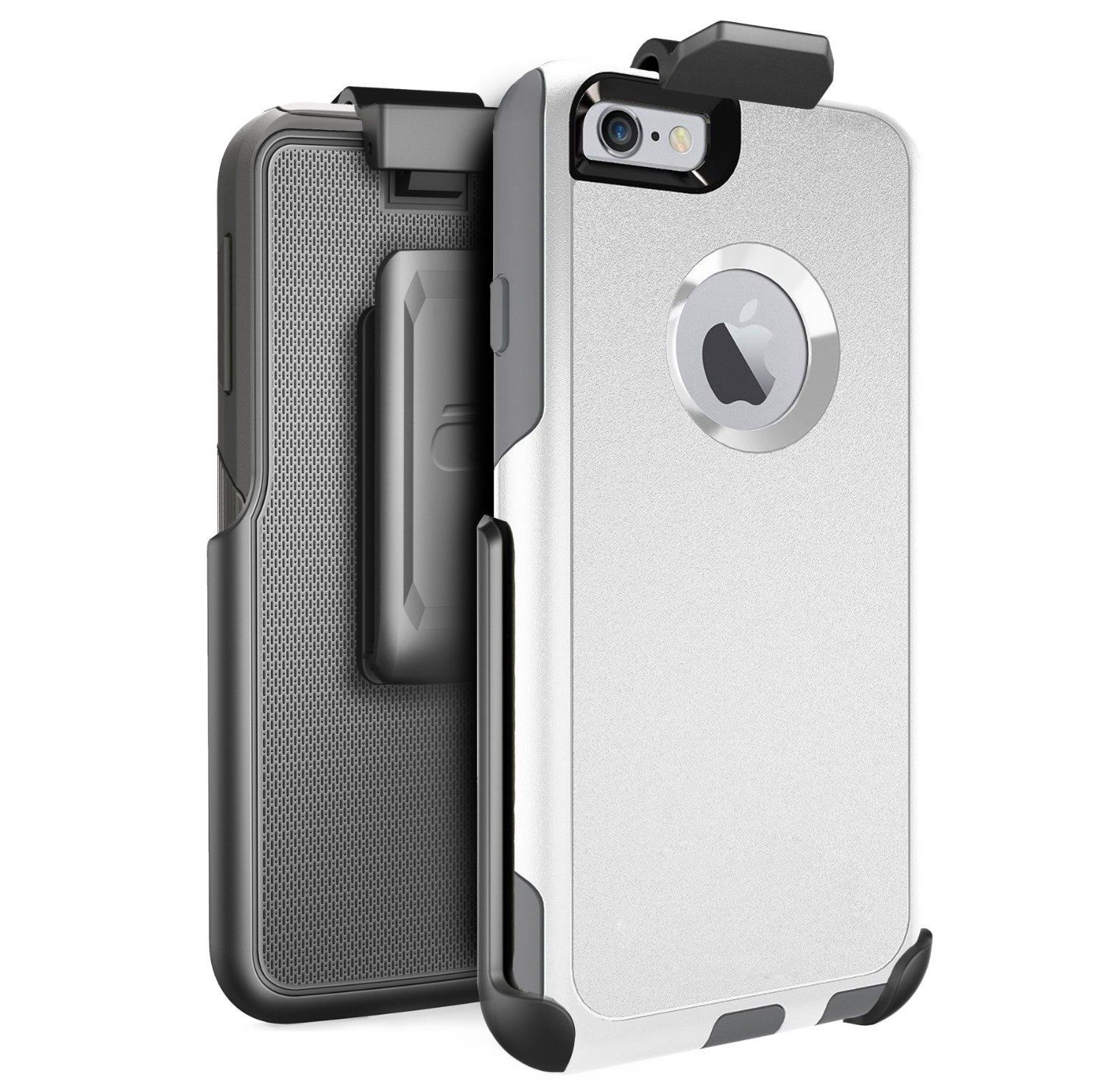 """iPhone 7 4.7""""  Otterbox COMMUTER Series Case Swivel Belt Clip Holster ONLY !"""