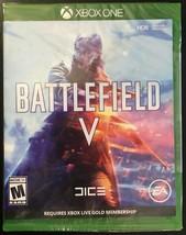 Battlefield V - Xbox Uno Videojuego Precinto de Fábrica Nuevo