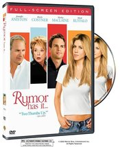 Rumor Has It... (Full Screen Edition) [DVD] [2005] - $7.83